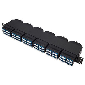Base8 Fiber Patch Panels